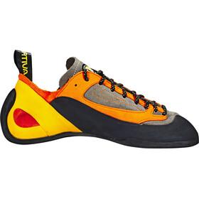 La Sportiva Finale Klatresko Herrer, orange/gul